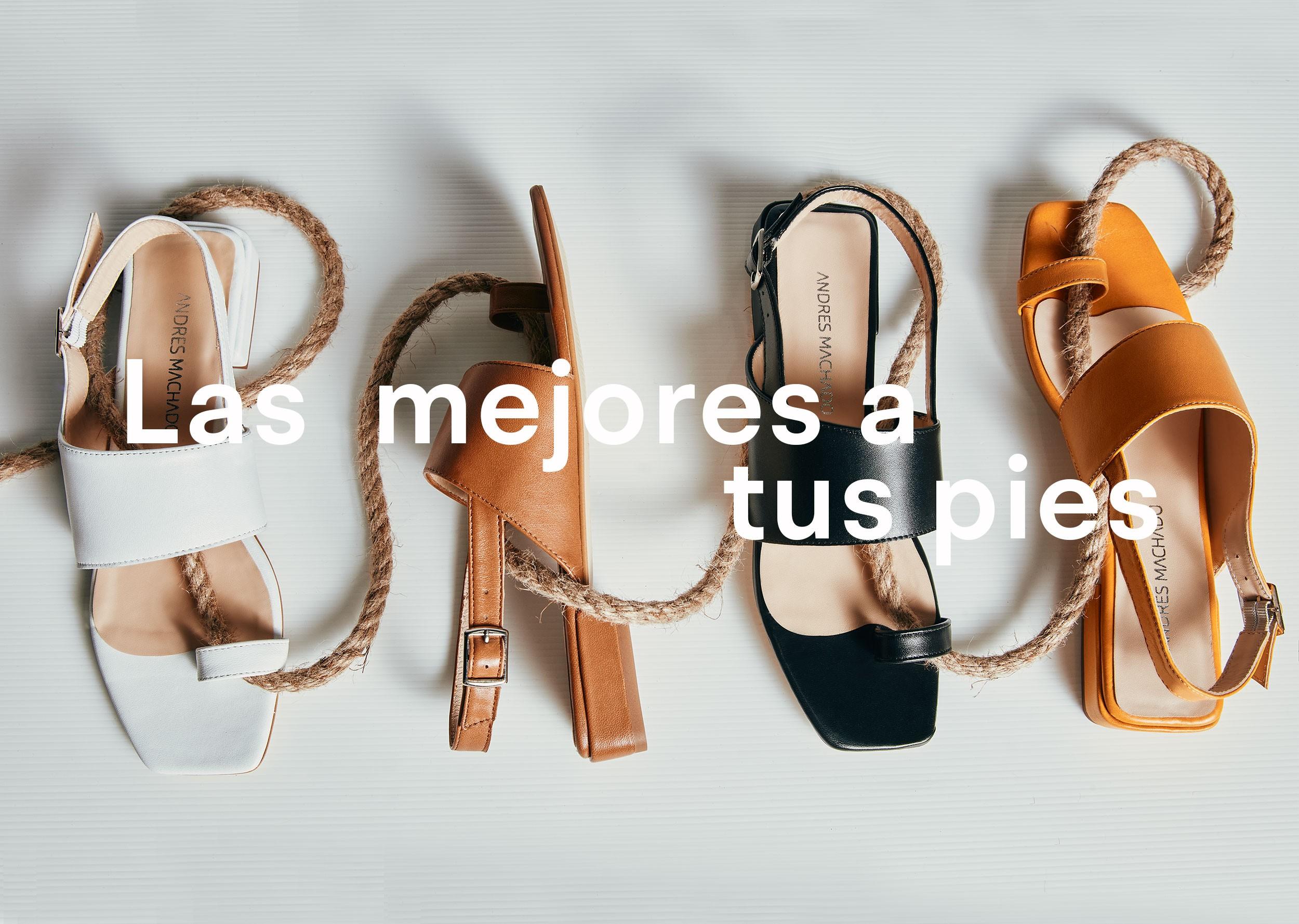 los mejores zapatos de tallas especiales en Andrés Machado
